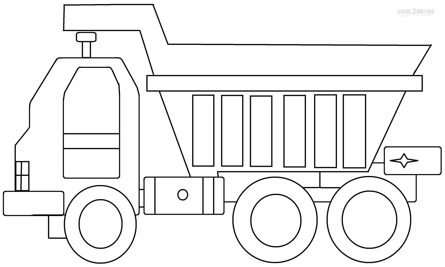 14 printable pictures of semi truck free page - Print Color Craft | 850x1417