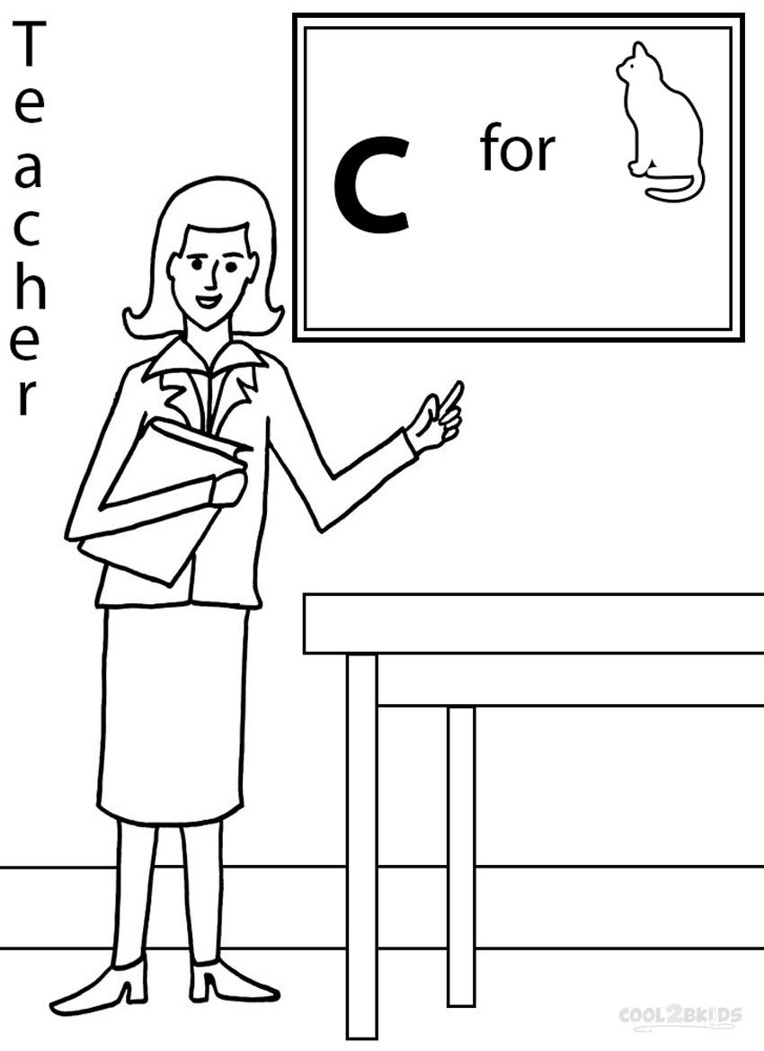 Worksheet Teacher Helper Worksheets community helpers teacher coloring pages page teaching