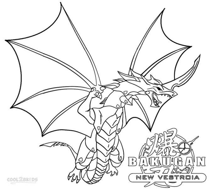 Groß Malvorlagen Bakugan Drago Zeitgenössisch - Entry Level Resume ...