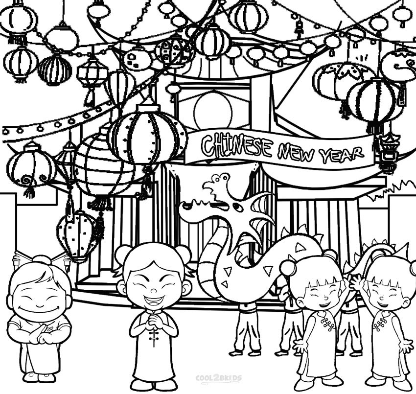 printable chinese new year coloring pages for kids cool2bkids