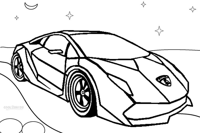 Lamborghini Veneno Coloring Pages. lamborghini sesto ...