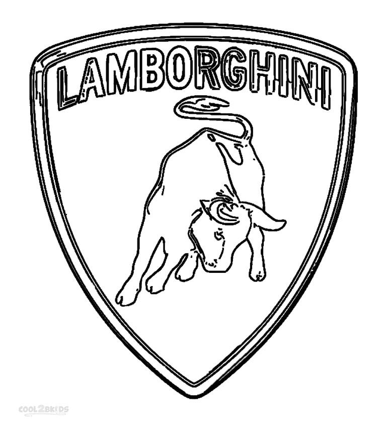 Lamborghini Urus Coloring Pages
