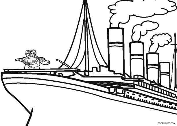 Titanic Coloring Pages. titanic coloring pages 7 gif ...