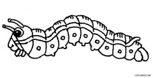 Printable Caterpillar Coloring Pages For Kids Cool2bKids