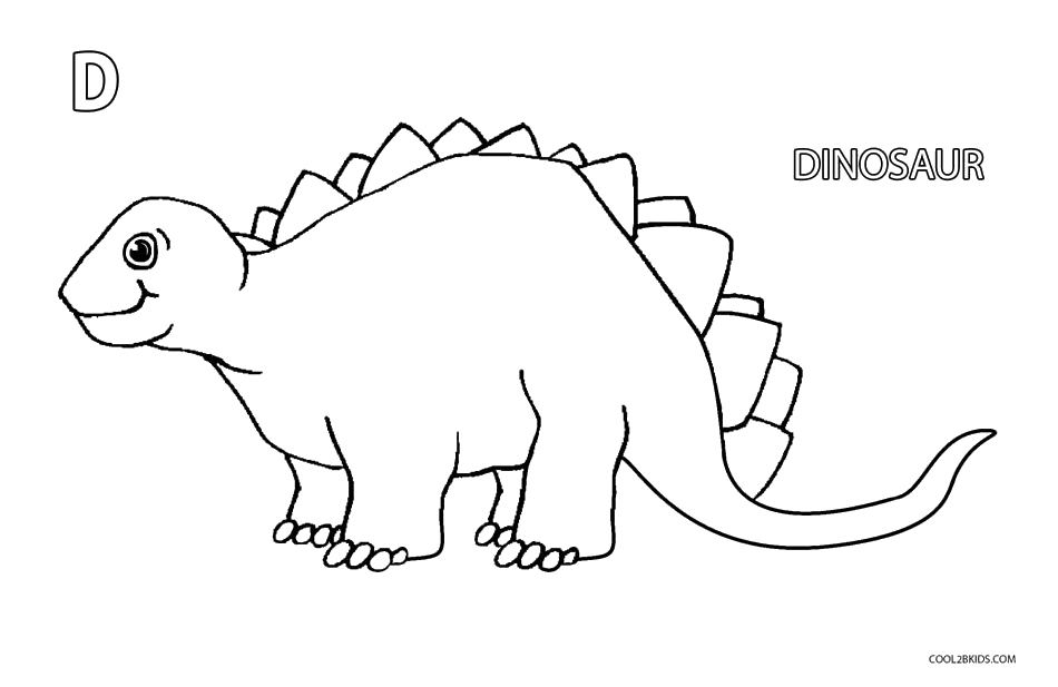 printable dinosaur pages for kids cool2bkids