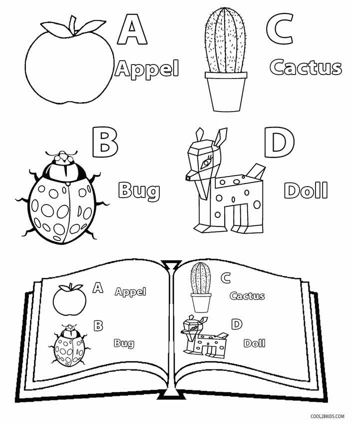 Printable Kindergarten Coloring Pages For Kids | Cool2bKids | printable coloring pages for kindergarten