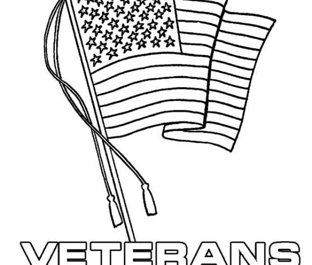 Free Printable Veterans Day Coloring Pages For Kids Coolbkids