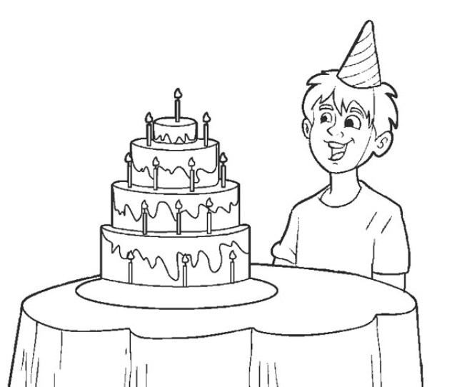 Free Printable Boy Coloring Pages For Kids Coolbkids