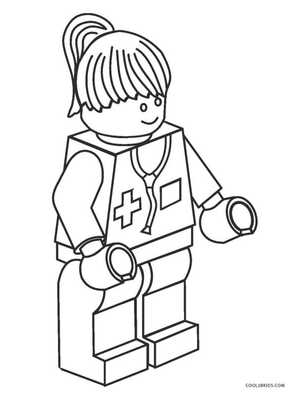 coloring pages lego # 23