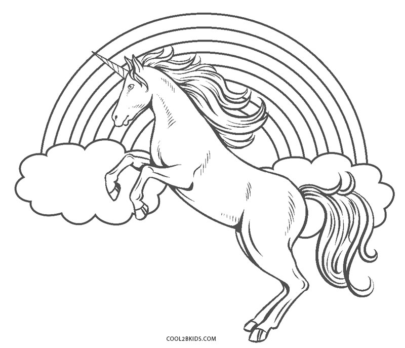 Free Printable Rainbow Coloring Pages For Kids | Cool2bKids | free printable coloring pages unicorn rainbow