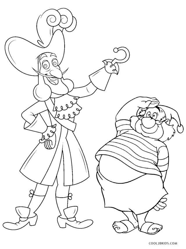 Coloriages - Peter Pan - Coloriages Gratuits à Imprimer
