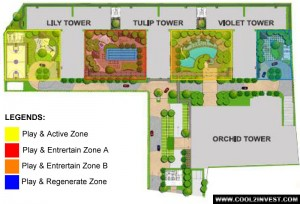 Grace Residences Site Development Plan