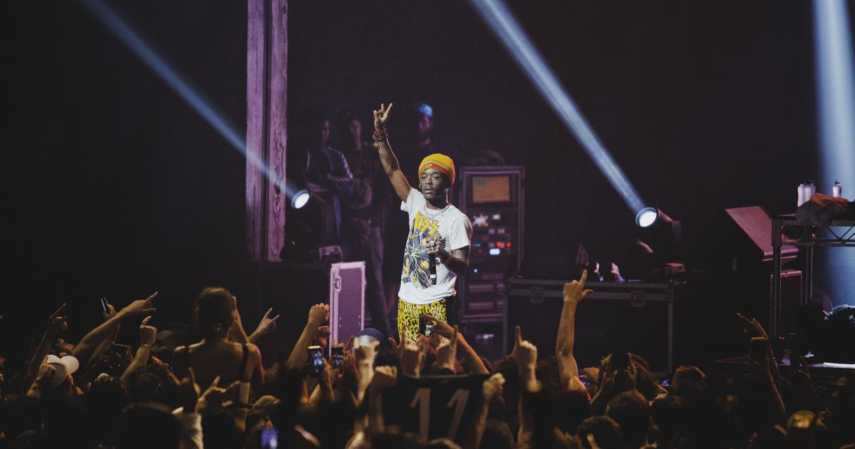 lil uzi vert says he s the only living