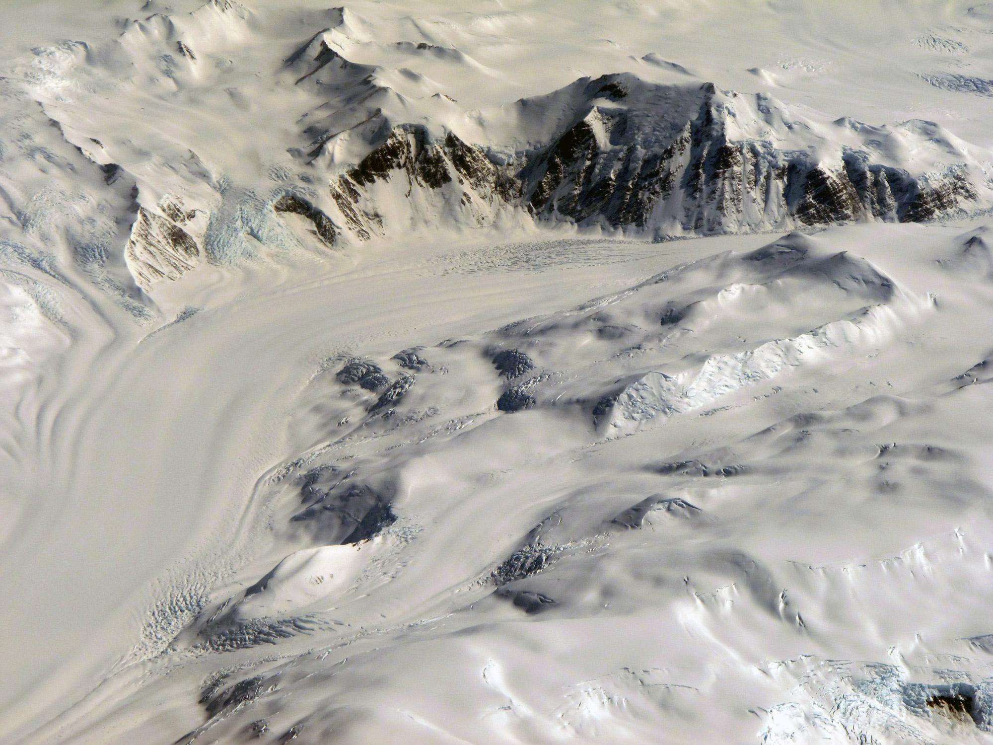 Alexandra Mountains And Coastal Region