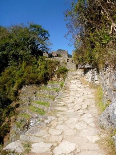 The Path to Intipunku