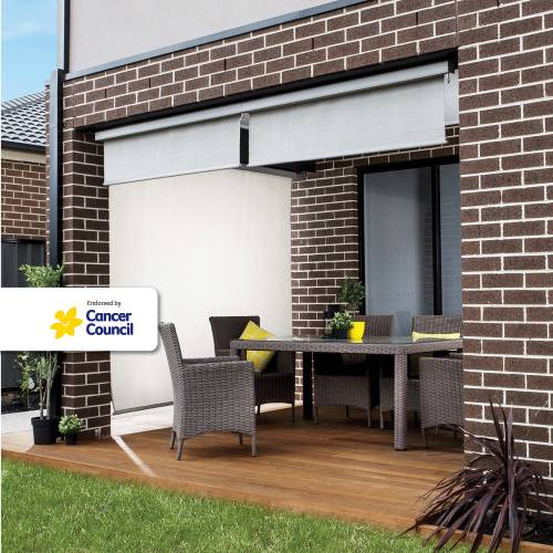 exterior blinds perfect for outdoor