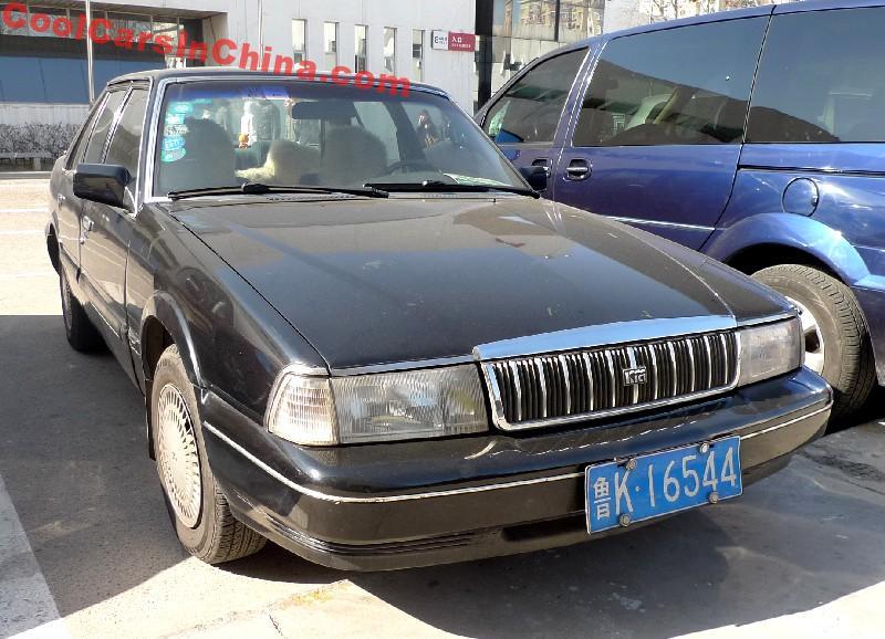 Kia Of Concord >> The Kia Concord Is Another Rare Korean Sedan In China