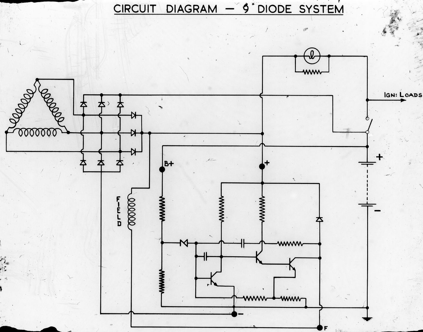 Diagram Lucas Factory Museum Wiring Diagram Full Version