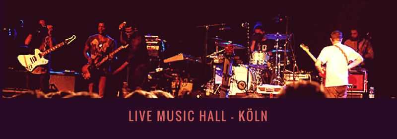 Header Live Music Hall Köln
