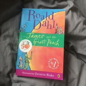 James and the Giant Peach Rezension