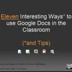 Google Docs: Pushing the Limits and Its Limitations