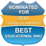 Edublog Award Voting Closing Soon.