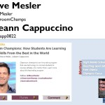Classroom Champions: Connect with Olympic Athletes – Steve Mesler #ECM 50