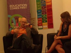 SMART Amp Panel with Clay Shirky
