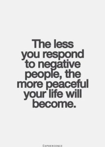 less-respond-negative-people