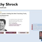 Finding the Best Teaching Apps, Tools and Resources with @kathyschrock