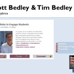 Taking Risks to Engage Students with the @BedleyBros