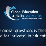 The Role of Private Education #gesf Session Summary