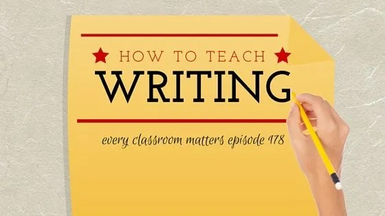Learn how to teach writing skills with rich multimedia writing prompts, a global audience, and student engagement.