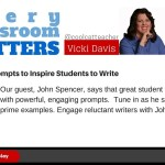 Teach Writing Skills: Using Powerful Prompts to Inspire Students to Write