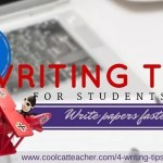 4 Writing Tips to Help the Writing Process