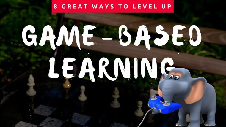 8 Great ways to level up game based learning