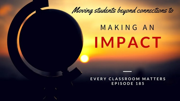 students making an impact
