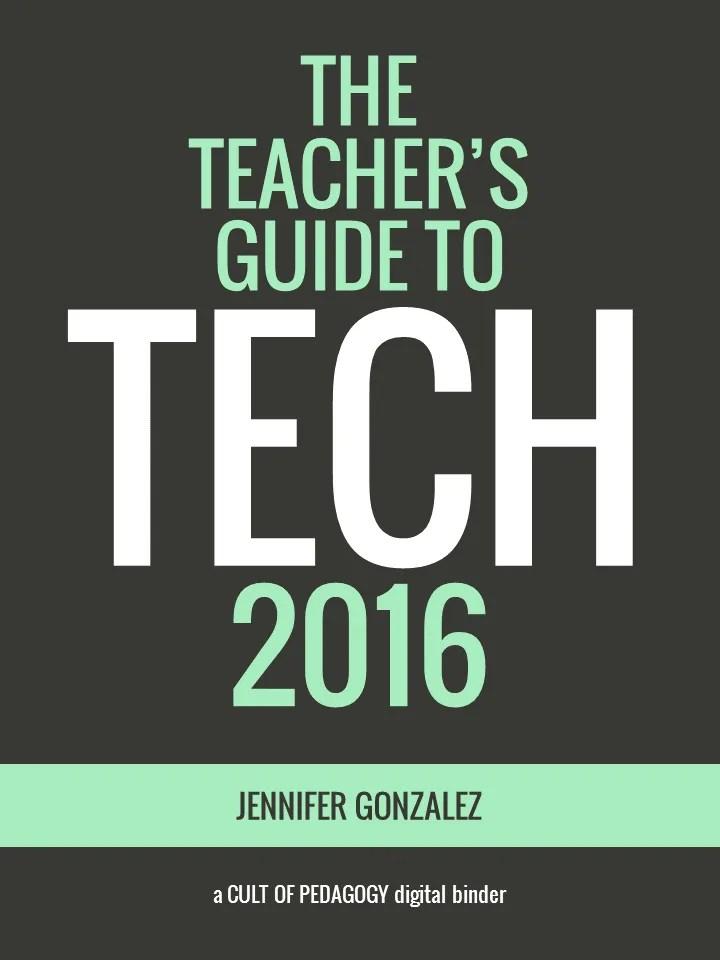 Teacher's guide to Technology