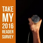 Will You Take the 2016 Cool Cat Teacher Reader Survey?