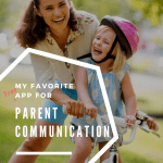My favorite app for communicating with parents: Bloomz