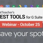 Free Masterclass: 15 Best G Suite Tools for Schools