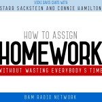 How to Assign Homework without Wasting Everybody's time
