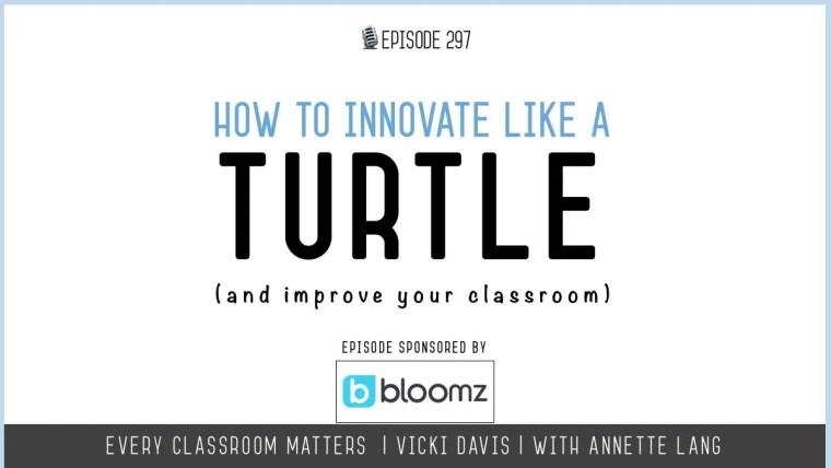 innovate like a turtle