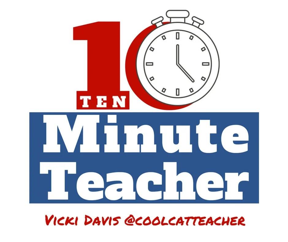 Portfolio Log Podcast Season 10 Episode 4 The Library Of Films  >> 10 Minute Teacher Podcast Coolcatteacher