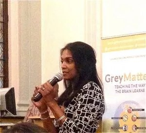 Ramona persaud Grey Matters documentary