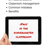 iPads in Kindergarten: Creating, Innovating and Learning