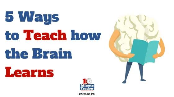 title teach how the brain learns