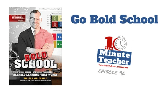 go bold school weston kieschnick