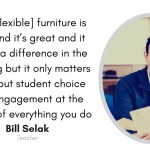 Getting Rid of Cemetery Style Seating in the Classroom with Bill Selak