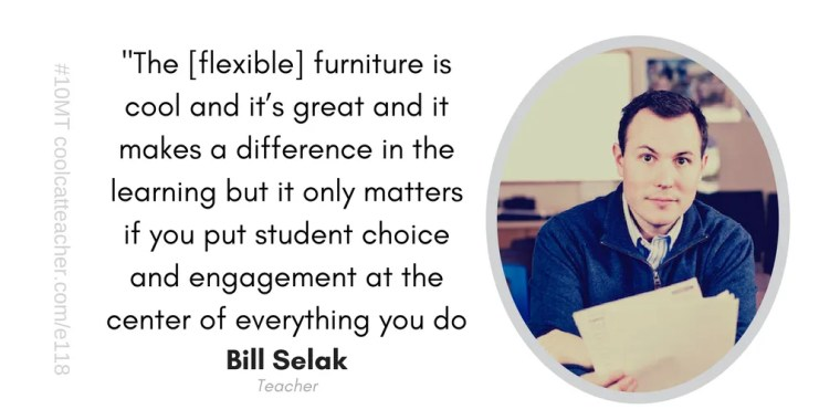 bill selak flexible seating twitter